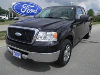 Options Included: N/A2007 Ford F-150 XLT 4x2 SuperCab