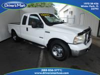 New Price! 2007 Ford F-250SD XLT Clean Autocheck