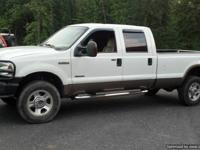 2007 Ford F350 4x4 Lariat Pickup Truck with 65k miles