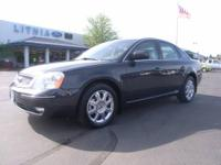 2007 Ford Five Hundred 4dr All-wheel Drive Sedan SEL