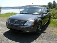 Five Hundred Limited, Automatic, Heated front seats,