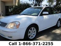 2007 Ford Five Hundred SEL Features: Keyless Entry -