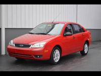 This 2007 Focus SE might be the one for you! Great on