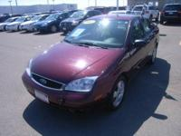 2007 Ford Focus 4dr Sedan Our Location is: Lithia