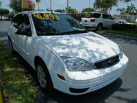 Options Included: N/AOne owner, SE edition Focus,