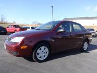 Exterior Color: maroon, Body: 4 Dr Sedan, Engine: 2.0 4