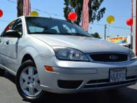 2007 FORD FOCUS @@ WOW... ONLY 26K MILES @@ ONE OWNER