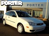 Thanks for taking the time to check out our 2007 Focus.