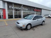 This 2007 Ford Focus S is offered to you for sale by