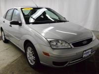 This outstanding example of a 2007 Ford Focus SE is