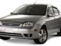 Ford Focus SE Black FWDRecent Arrival! CARFAX