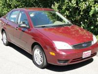 New Price! Clean CARFAX. Infra-Red Clearcoat 2007 Ford