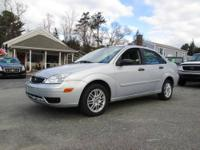 Nice3 4cyl, automatic Focus! AC, Stereo CD, power