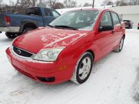 Options:  2007 Ford Focus 5Dr Hb|Front Wheel