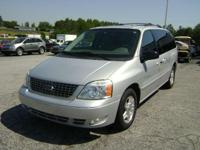 Options Included: N/A6 year/100,000 Mile Ford Warranty!