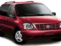 This outstanding example of a 2007 Ford Freestar Wagon