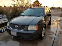 2007 Ford Freestyle Limited edition 6 cylinder Motor