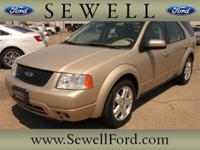 Options Included: 4 Wheel Disc Brakes, 6 CD Changer,