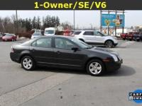 2007 Ford Fusion SE Alloy Medium Light Stone, ONE