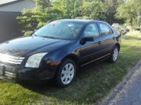 For sale I have a 2007 ford fusion it has a new pa