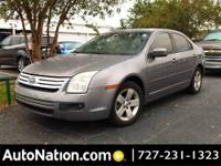 2007 Ford Fusion Our Location is: Autoway Ford - St.