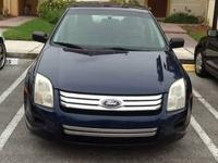 For sale is 2007 ford fusion in good condition,Rebuilt