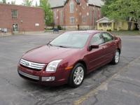 2007 Ford Fusion SEL 44,239 Miles Very Clean! 3.0L V6