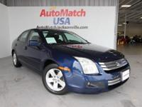 2007 Ford Fusion Sedan SE Our Location is: AutoMatch