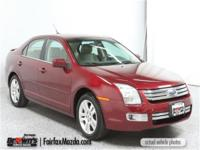 Looking for a clean, well-cared for 2007 Ford Fusion?