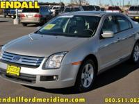 This 2007 Ford Fusion SE is proudly provided by Kendall
