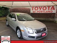 Check out this 2007 Ford Fusion SE before someone takes