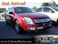 Duratec 3.0L V6 and 6-Speed Automatic. Stability and