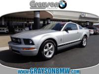 PONY PACKAGE, NATURAL LEATHER SEAT, ALLOY TIRES, ALL