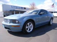 2007 Ford Mustang 2dr Coupe GT Our Location is: Lithia
