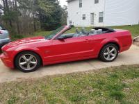 2007 mustang gt convertable turbocharged. There is no