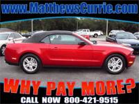 2007 FORD Mustang Convertible Our Location is: