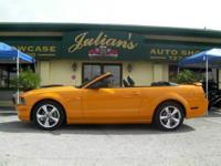 2007 Ford Mustang Convertible GT Convertible Our