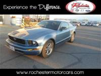 2007 FORD Mustang COUPE 2dr Cpe Deluxe Our Location is: