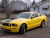 2007 FORD Mustang COUPE Our Location is: H & H
