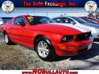 2007 FORD Mustang COUPE Our Location is: Hopkins Ford -