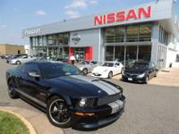 **2007 SHELBY GT**5 SPEED**1-OWNER CARFAX