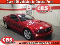 Make an Offer!!! This Mustang has less than 71k miles..