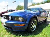 Very sharp 2007 Mustang GT Premium Edition with 5-Speed