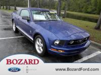 Local Trade-In w/ Perfect CarFax! Pony Package Leather