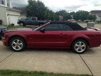 Convertible, after market extras include light bar,