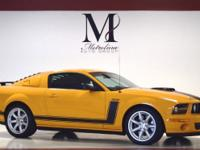 -SUPER RARE PARNELLI JONES EDITION SALEEN MUSTANG!!!