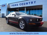 Mustang GT Deluxe, 2D Coupe, 4.6L V8 OHC 24V, 5-Speed