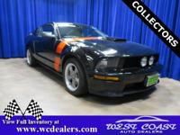 BY APPOINTMENT ONLY!  MUSTANG GT/CALIFORNIA SPECIAL