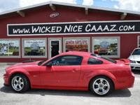 2007 Ford Mustang GT Premium 2dr Fastback With a 4.6