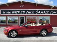 2007 Ford Mustang, GT Premium 2dr Convertible, with a